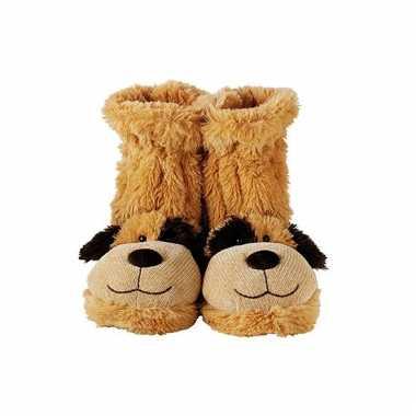 Pantoffel sokken hond